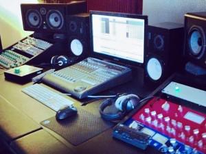 New studio website