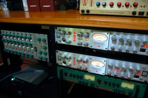 Outboard Recording Equipment